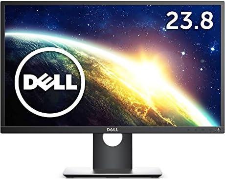 Dellディスプレイ モニター P2417H/23.8 インチ/IPS/6ms/VGA,DP,HDMI/USBハブ/3年間保証