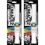 ( 2本套装 ) LED Lumica 夜光2欧米茄24档 カラーチェンジペンライト ( 闪亮型 ) 演唱会用品 LED 搭载