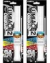 【2本セット】 LED ルミカ ルミエース2 オメガ 24段階カラーチェンジペンライト 【キラキラタイプ】 コンサートグッズ 4LED搭載