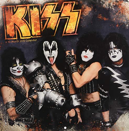 Kiss 2019 Calendar