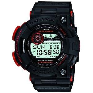 カシオ]CASIO 腕時計 G-SHOCK ジーショック FROGMAN タフソーラー 電波時計 GWF-1000BS-1JF メンズ