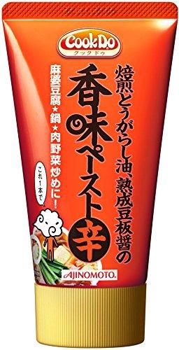 味の素 CookDo香味ペースト 辛 120g×3個
