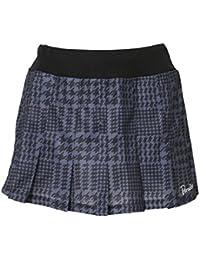 パラディーゾ(PARADISO) テニスウェア レディス スコート ICL01L BK:ブラック M