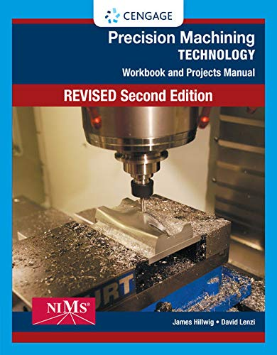 Download Precision Machining Technology Projects Manual 1285444558