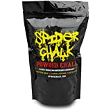 Weight Lifting Gym Chalk Powder Premium Loose Workout Sport Chalk for Rock Climbing Cross Fitness Training and Gymnastics Spider Chalk Grip Enhancer 99% Pure Magnesium Carbonate Made in The USA