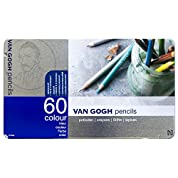 ヴァンゴッホ 色鉛筆 60色 T9773-0065