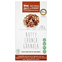 Athenryのグルテンフリーのナッツクランチグラノーラ300グラムの食品 - Foods of Athenry Gluten Free Nutty Crunch Granola 300g [並行輸入品]