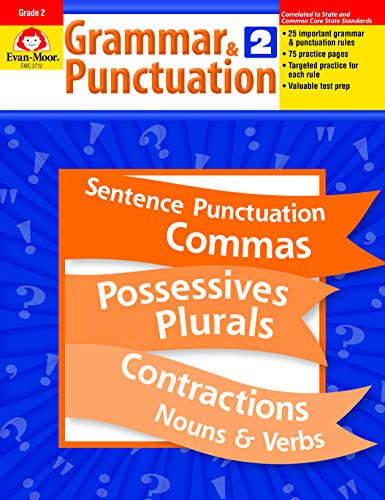 Download Grammar and Puntuation : Grade 2 1557998469