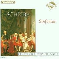 Scheibe;Sinfonias
