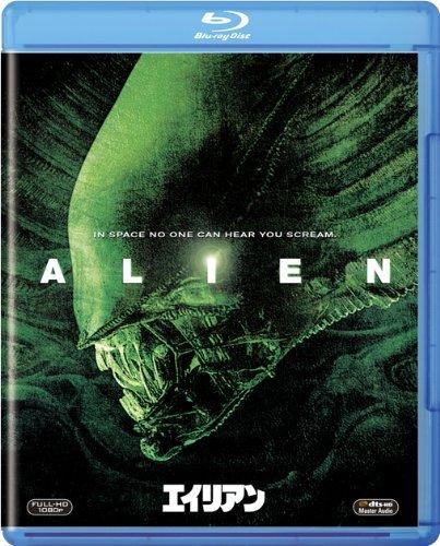 エイリアン Blu-ray