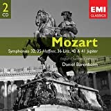 Symphony Nos 32 35 36 40 & 41