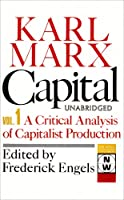 Capital: A Critique of Political Economy : The Process of Capitalist Production (New World Paperbacks)