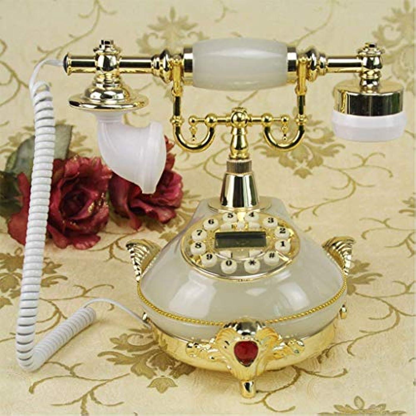 こどもセンターライター単にL.TSA Retro Telephone Fixed Landline Resin/metal/caller idetification/Handsfree/ringtones/One-time redialI