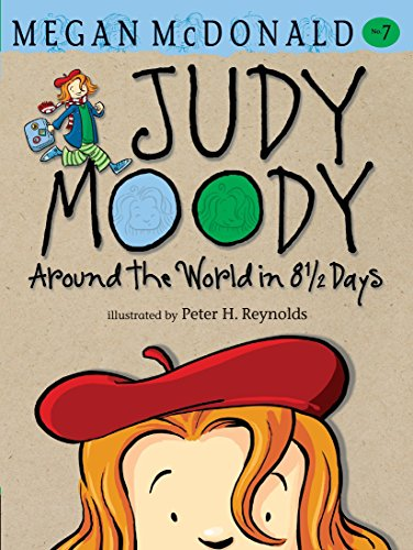 Judy Moody: Around the World in 8 1/2 Daysの詳細を見る