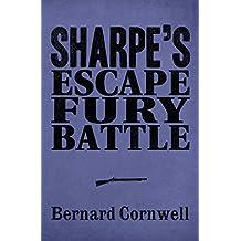 Sharpe 3-Book Collection 4: Sharpe's Escape, Sharpe's Fury, Sharpe's Battle (Sharpe Series)