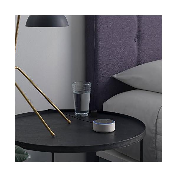 Amazon Echo Dot用ファブリックケ...の紹介画像4
