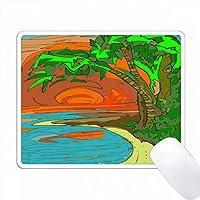 パームツリービーチ PC Mouse Pad パソコン マウスパッド