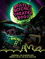 Mystery Science Theater 3000: 8 [DVD] [Import]