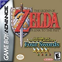 The Legend of Zelda: A Link to the Past - Four Swords & Pitfall: The Lost Expedition, Game Boy Advance Gameboy by Gameboy Advance [並行輸入品]