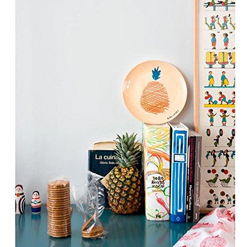 RoomClip商品情報 - BOBO CHOSES 食器 メラミンプレート Melamine Plate (pineapple)