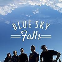 Blue Sky Falls