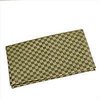 仏縁堂ブランド:【市松模様 金封ふくさ:緑色】袱紗?冠婚葬祭