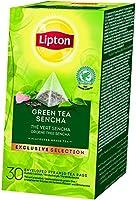 リプトン限定セレクション煎茶緑茶30包入りピラミッド