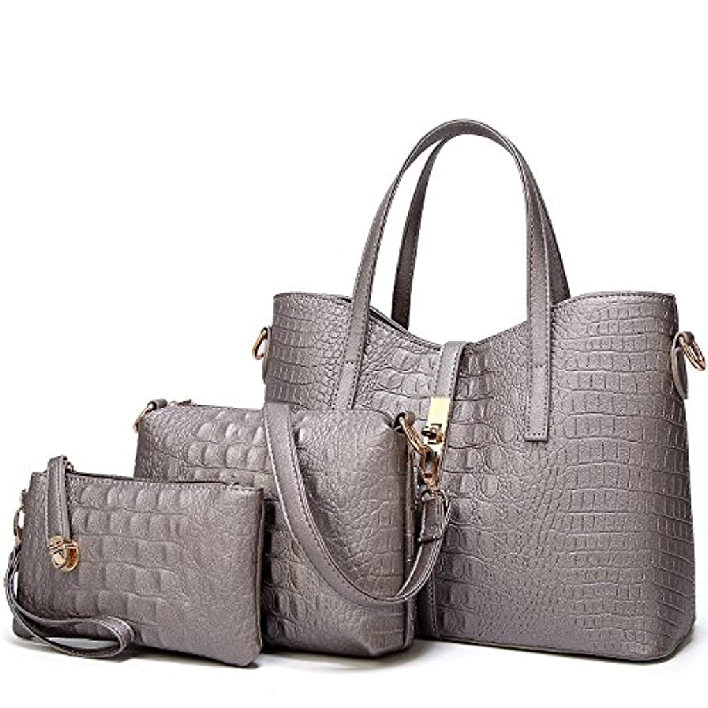リズム松変色する[TcIFE] ハンドバッグ レディース トートバッグ 大容量 無地 ショルダーバッグ 2way 財布とハンドバッグ