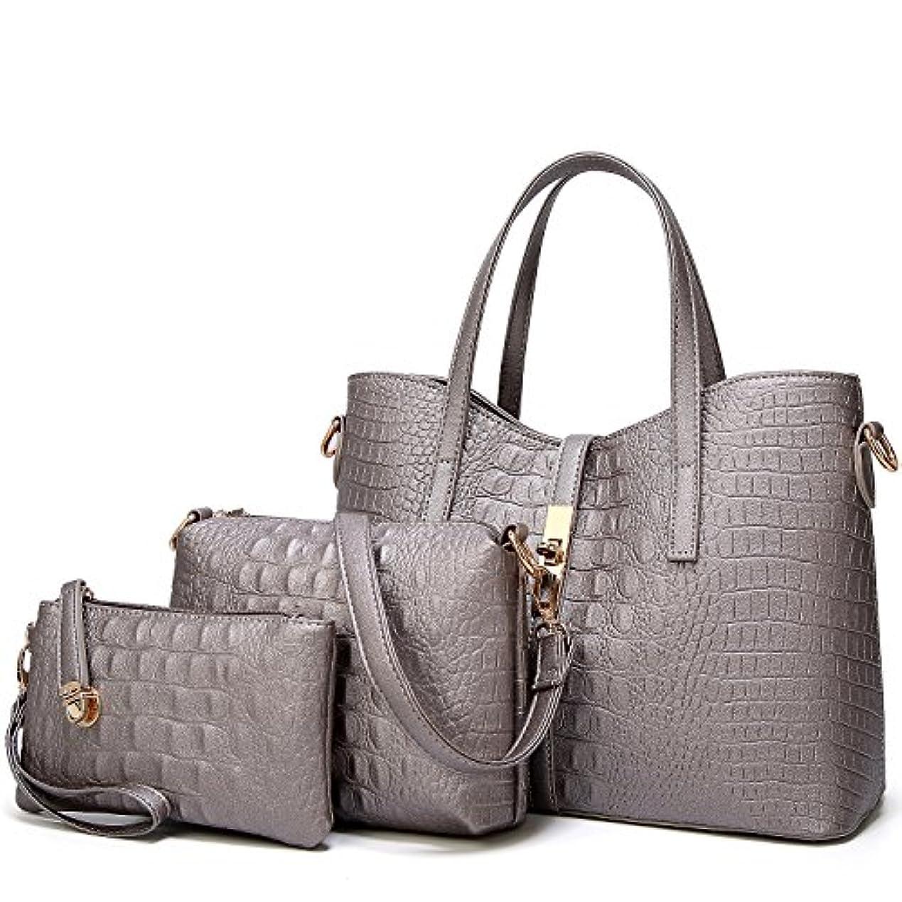神秘的な哲学的思い出[TcIFE] ハンドバッグ レディース トートバッグ 大容量 無地 ショルダーバッグ 2way 財布とハンドバッグ