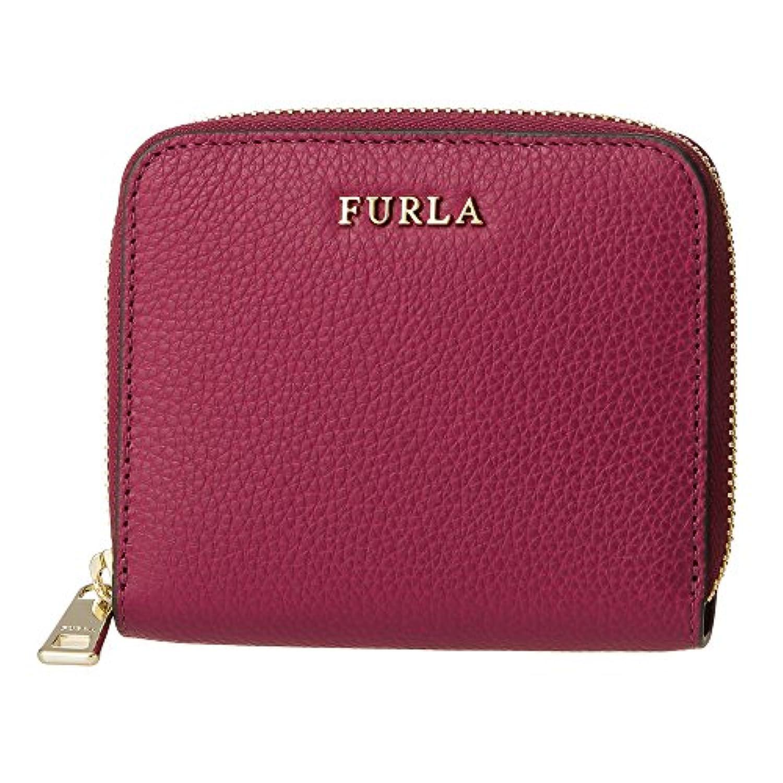 フルラ(FURLA) 2つ折り財布 PR84 VTO 903746 バビロン 赤紫 [並行輸入品]