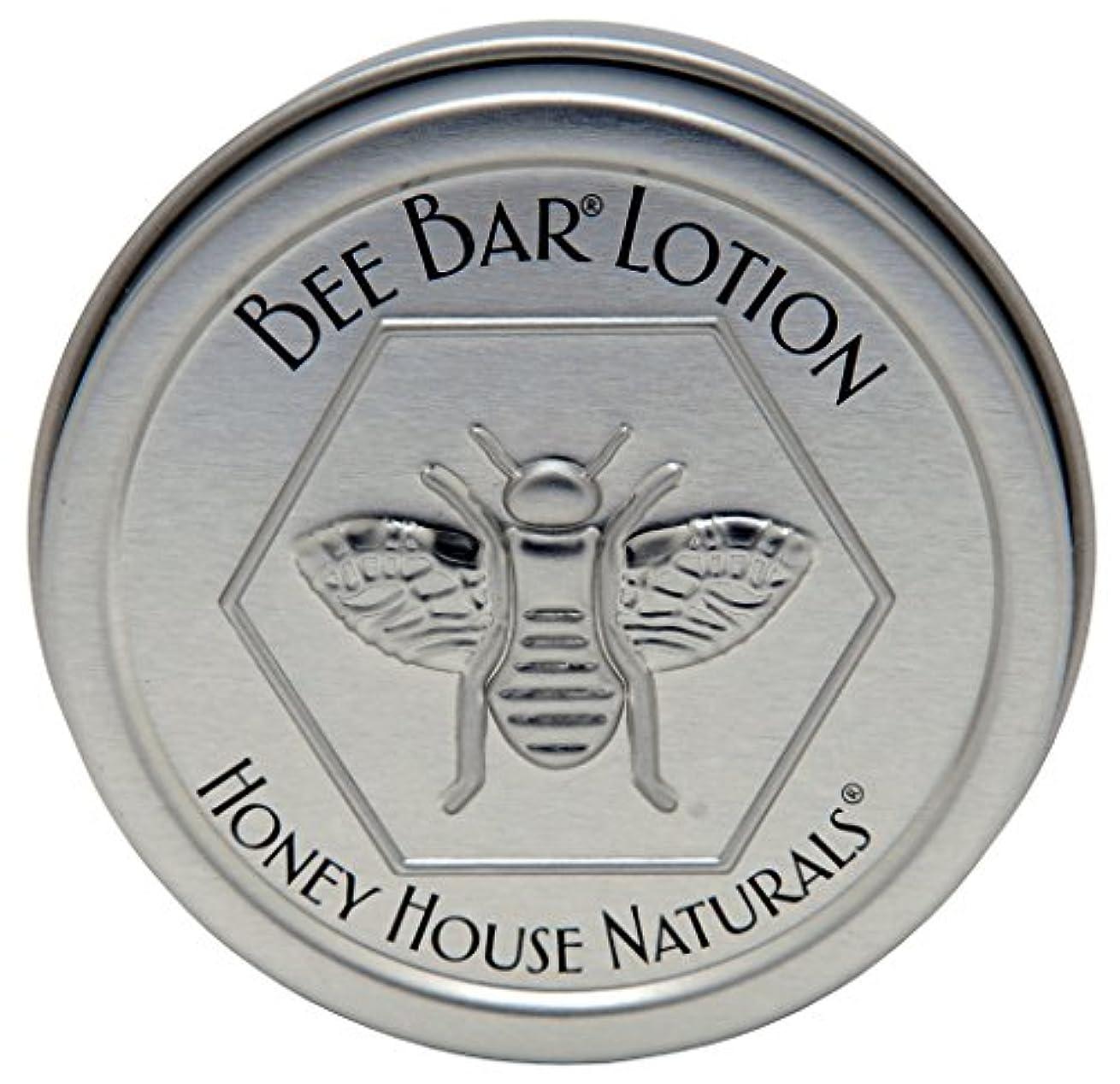 BEE BAR LOTION ビーバーローション(ナチュラル)(トラベルサイズ17g)