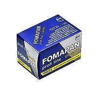 Foma Fomapan 100ISOブラック&ホワイト負Film、35mm、36露出 35mm x 24 Exposure 420124