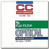 【受注生産品】 FUJIFILM 色補正フィルター(CCフィルター) 単品 フイルター CC C 2.5 K 1