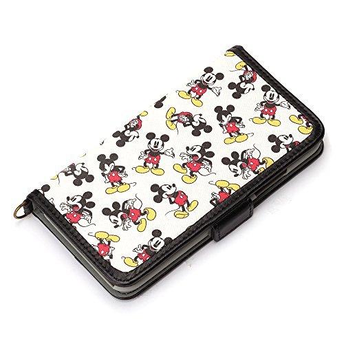 PGA iPhone XS/X用 フリップカバー ミッキーマウス PG-DFP275MKY