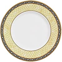 """Wedgwood India Accent Plate, 9"""", Multicolor by Wedgwood [並行輸入品]"""