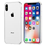 campino iPhone X ケース 背面ガラス スリム クリア 【正規品】 - Best Reviews Guide