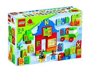 レゴ (LEGO) デュプロ ABCあそびセット 6051