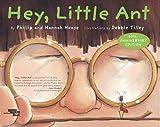 洋書絵本読み聞かせ「Hey, Little Ant」
