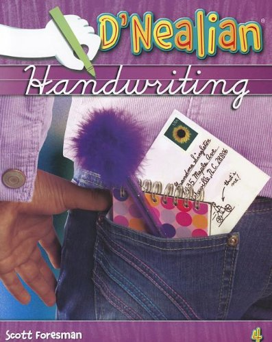 Download D'nealian Handwriting: Grade 4 0328212008
