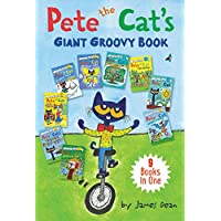 Pete the Cat's Giant Groovy Book: 9 I Can Reads in 1 Book (My First I Can Read)