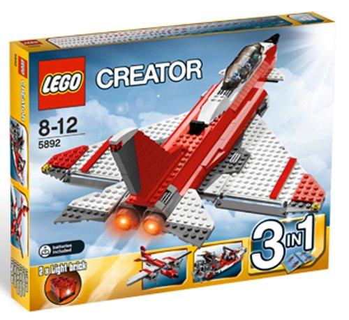 レゴ クリエイター ソニックブーム 5892