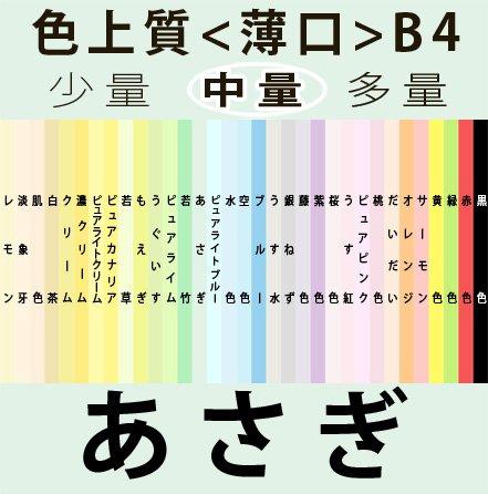 [해외]색상 품질 거의 B4 & lt; 청장 & gt; (중대형)/Color quality Almost B4 & lt; Thin mouth & gt; (medium)