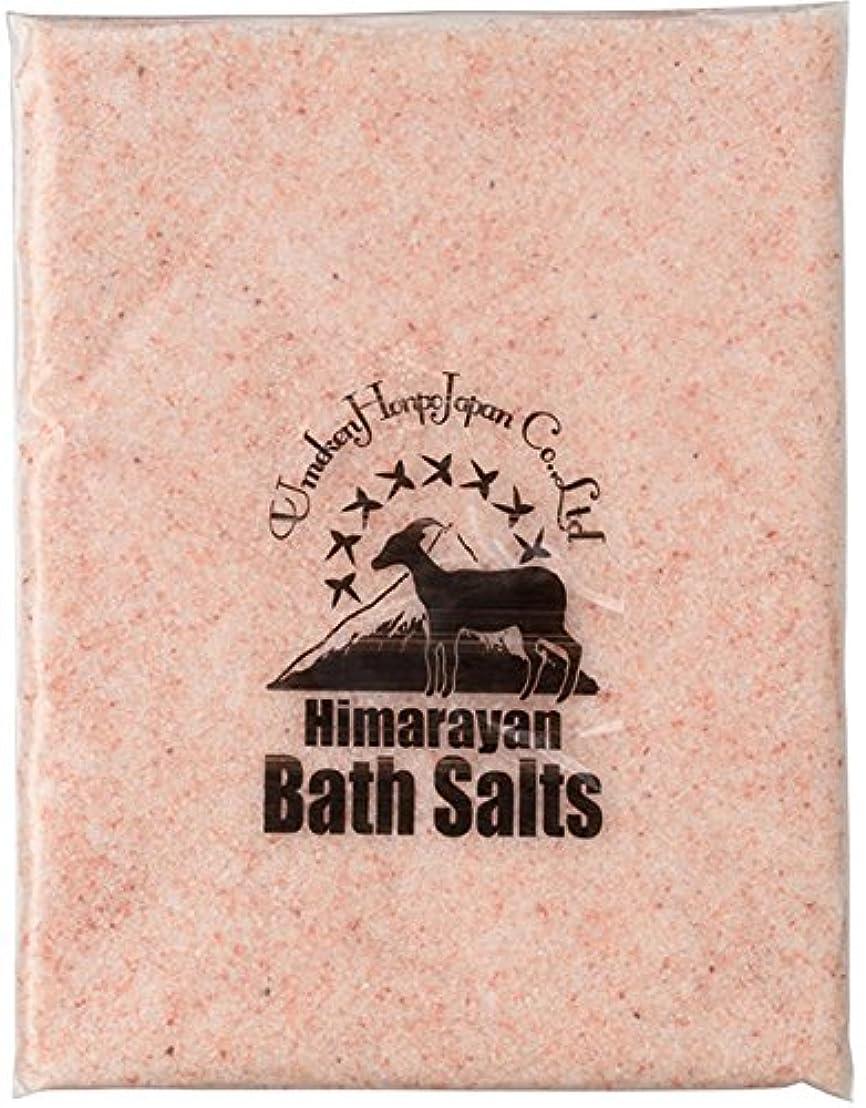 表現くるくる意志ヒマラヤ岩塩 バスソルト ピンク あら塩 1kg