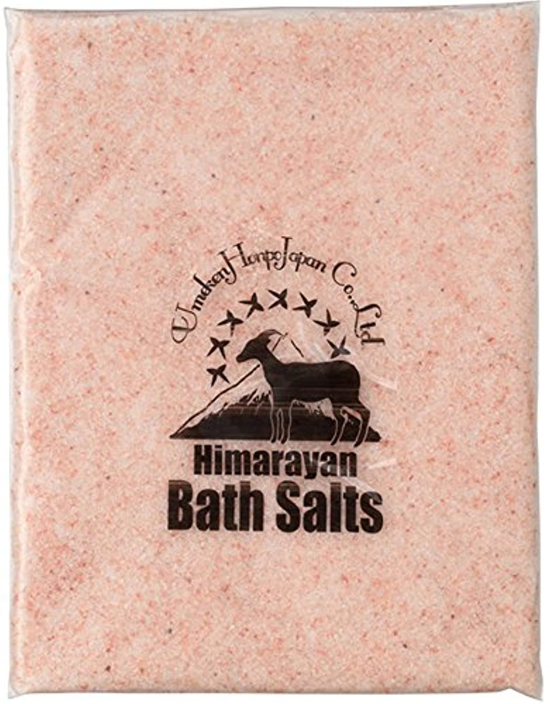 意外本気遵守するヒマラヤ岩塩 バスソルト ピンク あら塩 1kg