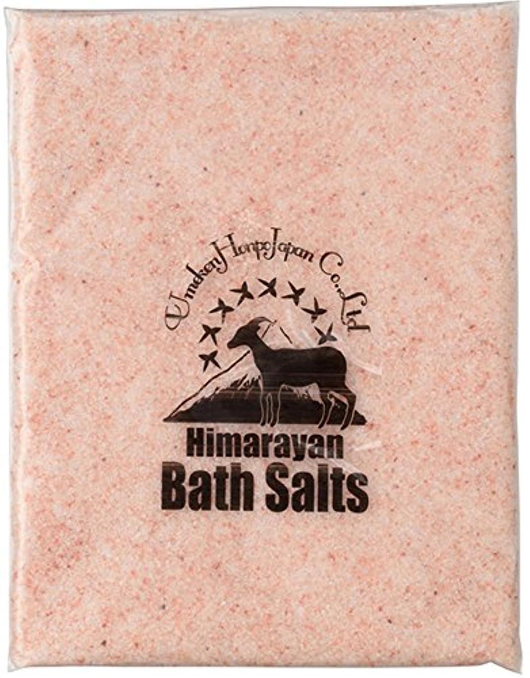 病気貢献する前置詞ヒマラヤ岩塩 バスソルト ピンク あら塩 1kg