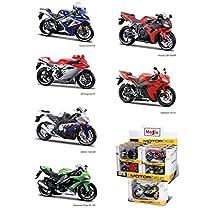 Maisto SUZUKI スズキ GSX-R1000 1/12 モーターサイクルシリーズ