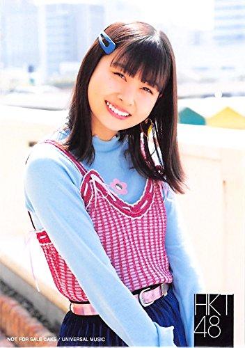 【松岡はな】 公式生写真 HKT48 早送りカレンダー 店舗特典 ローソンHMV
