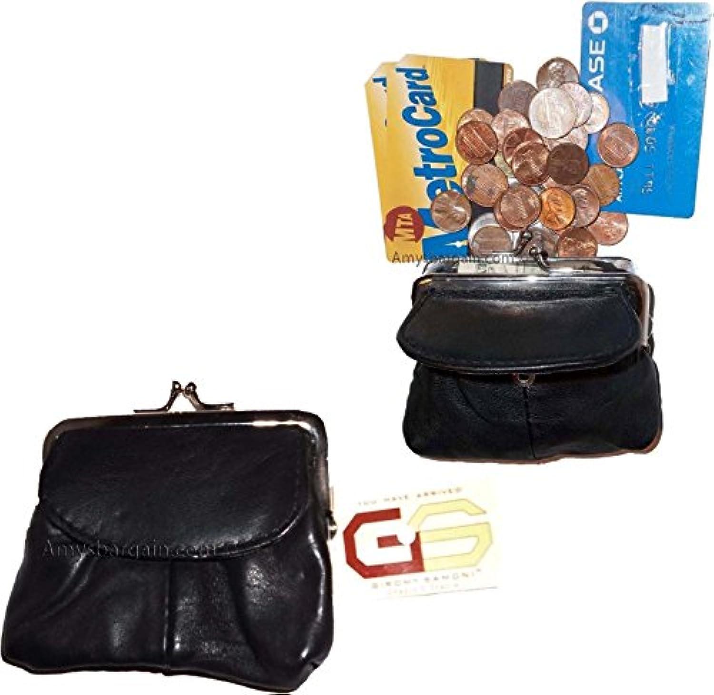 Lot of 2レザー変更財布バッグLadies Wallet Purse MiniポケットコインケースBNWT