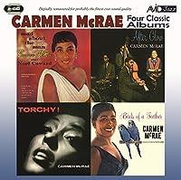 Four Classic Albums by CARMEN MCRAE