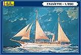 エレール 1/200 帆船フォーベット プラモデル FF0612